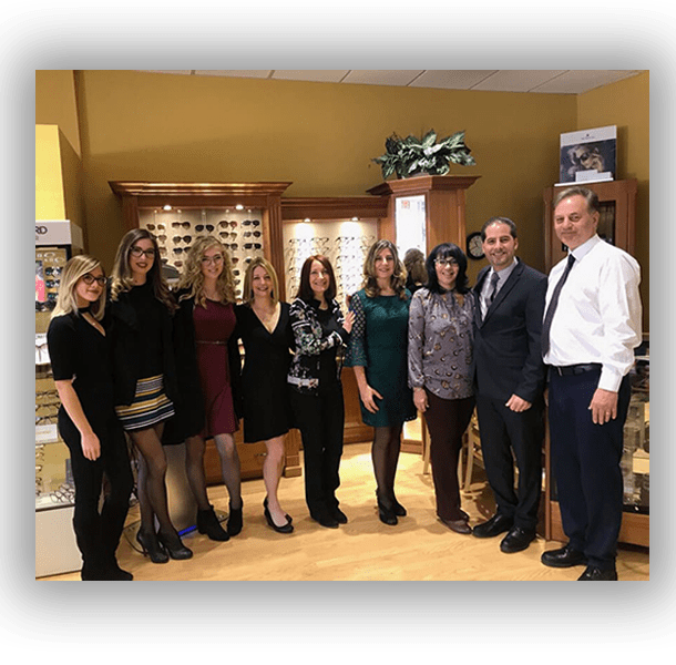 Larkfield Optical Staff